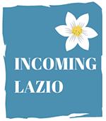 Logo Incoming Lazio 150